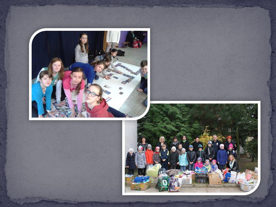 Członkowie SU włączali się w działania promujące naszą szkołę.