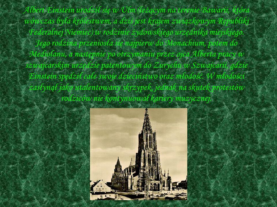1911 - uzyskał stanowisko profesora fizyki w Pradze, wtedy pod panowaniem austro - węgierskim.