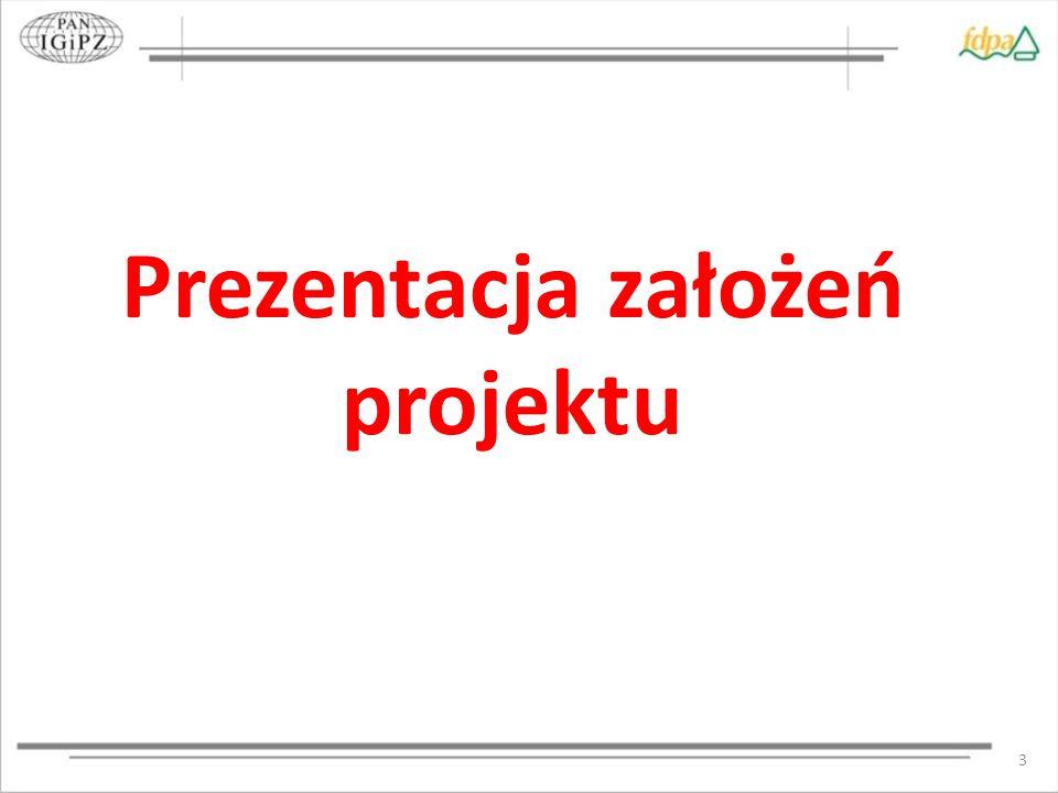 3 Prezentacja założeń projektu