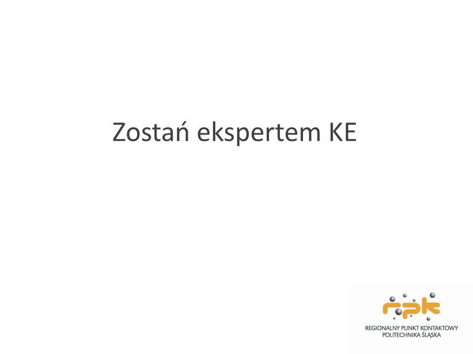 Zostań ekspertem KE
