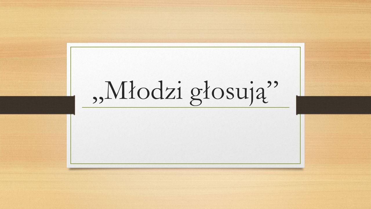 WYBORY PREZYDENCKIE 2015 W szkolnych wyborach, które odbyły się w czwartek 30 kwietnia, wzięło udział 1415 szkół z całej Polski.