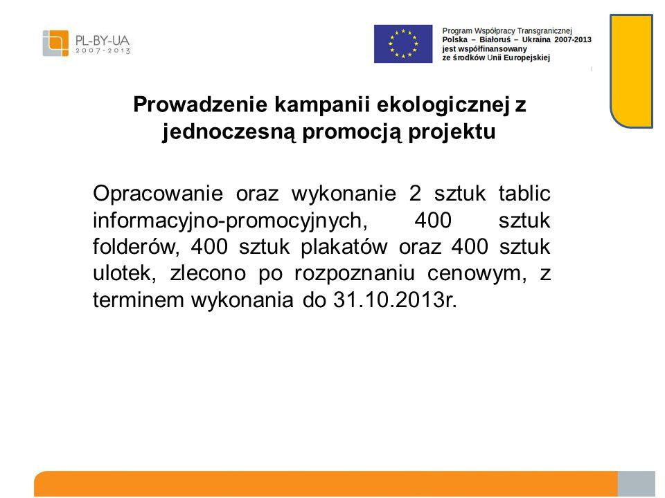 Śmieciarka zamówiona przez Gminę Chorobrów Partner ukraiński oczekuje na dostawę samochodu do wywozu odpadów, która planowana była na dzień 23 kwietnia 2015r.