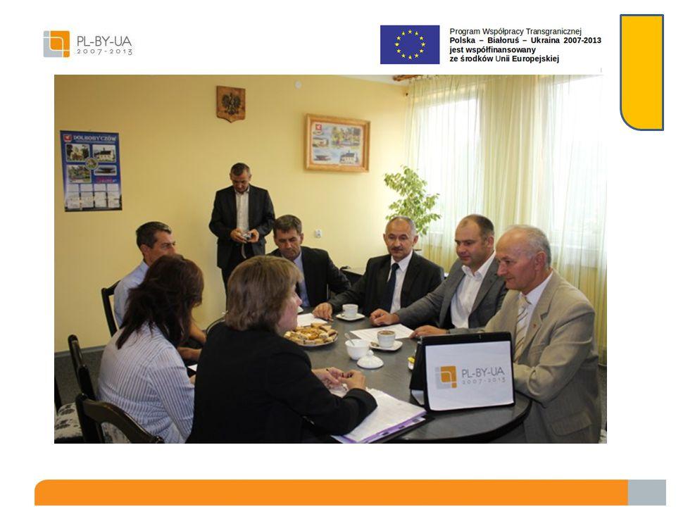 Gmina Dołhobyczów poinformowała Partnera o otrzymaniu informacji o zgodzie na wprowadzenie zmian w umowie o dofinansowanie i prawdopodobnym szybkim po