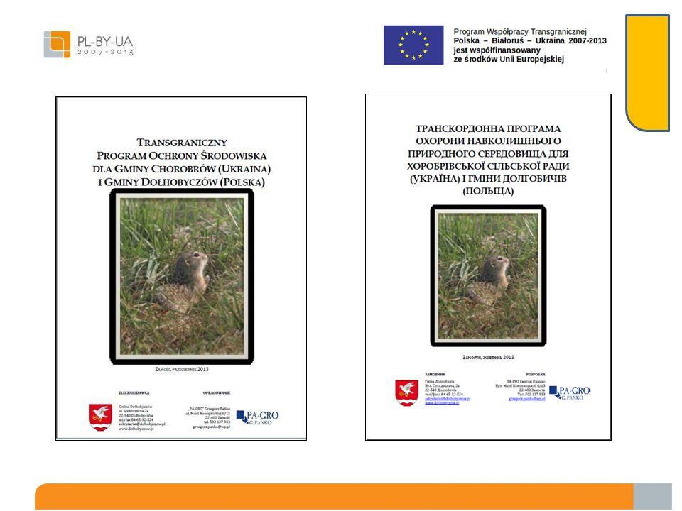 """Opracowania oraz wykonania """"Transgranicznego Programu Ochrony Środowiska na lata 2013- 2017 zlecono po uprzednim rozeznaniu cenowym, z terminem wykonania do 30.11.2013r."""
