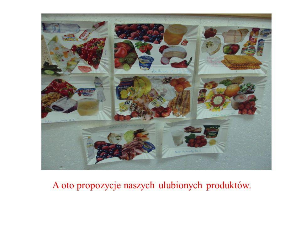 A oto propozycje naszych ulubionych produktów.