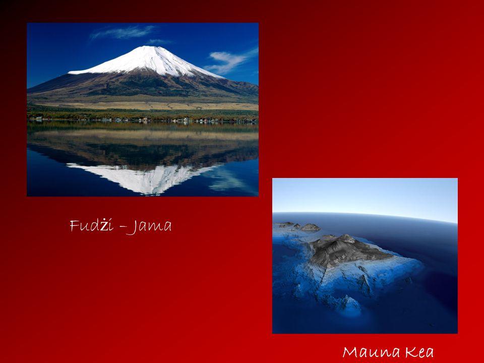 Mauna Kea Fud ż i – Jama