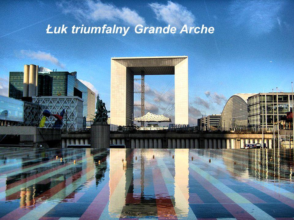 Łuk triumfalny Grande Arche