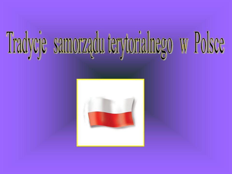 Współczesny samorząd terytorialnego powstał w wyniku procesu długiej ewolucji.