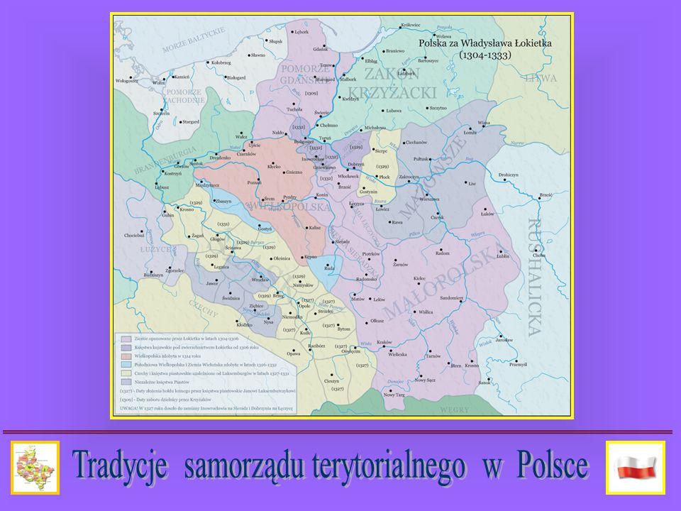 23 marca 1933 roku została wydana ustawa o częściowej zmianie ustroju samorządu terytorialnego.