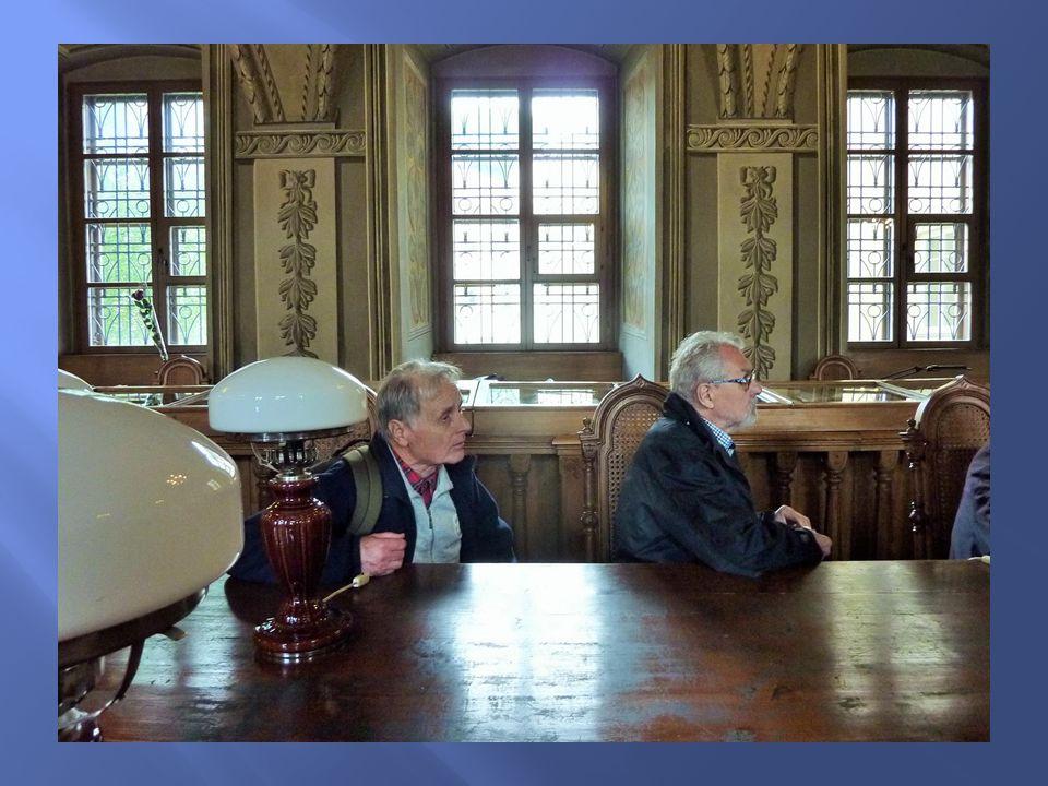 Biblioteka uniwersytecka jest jedn ą z najstarszych w Europie i najbogatszych w Litwie skarbnic ksi ąż ki.