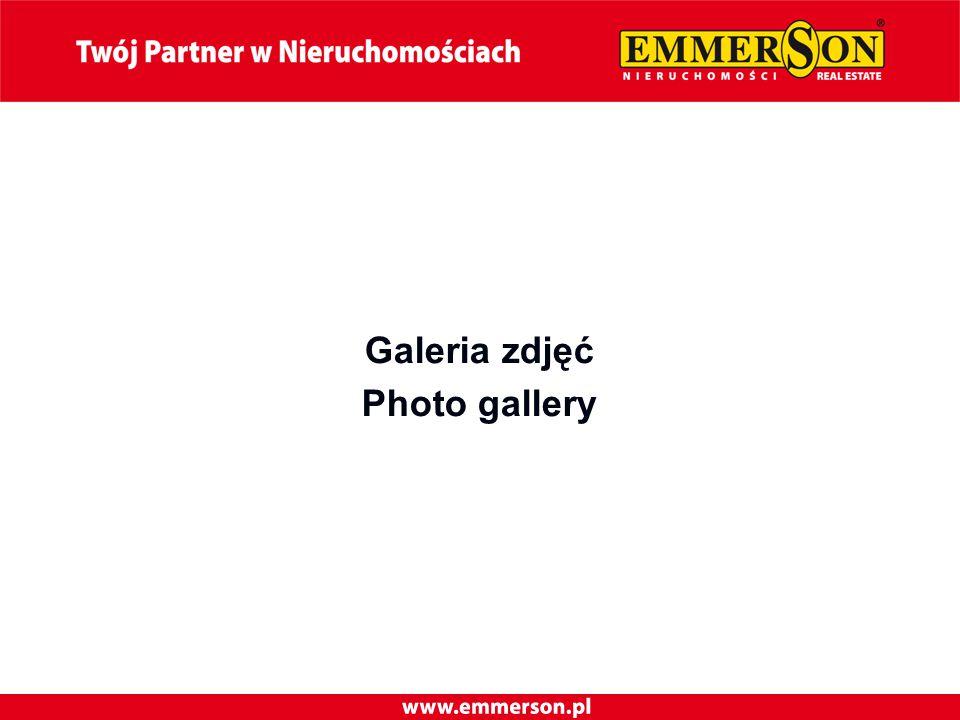 Galeria zdjęć Photo gallery