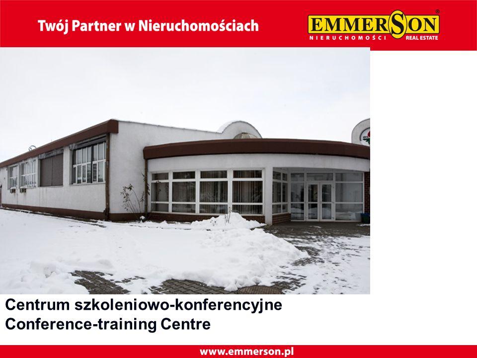 Centrum szkoleniowo-konferencyjne Conference-training Centre