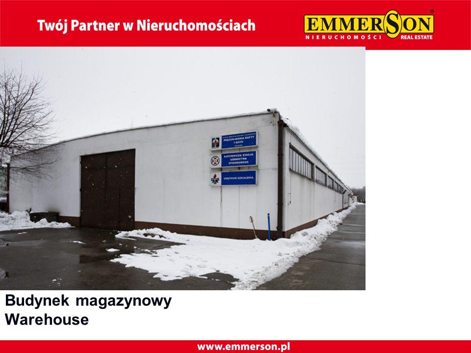 Budynek magazynowy Warehouse