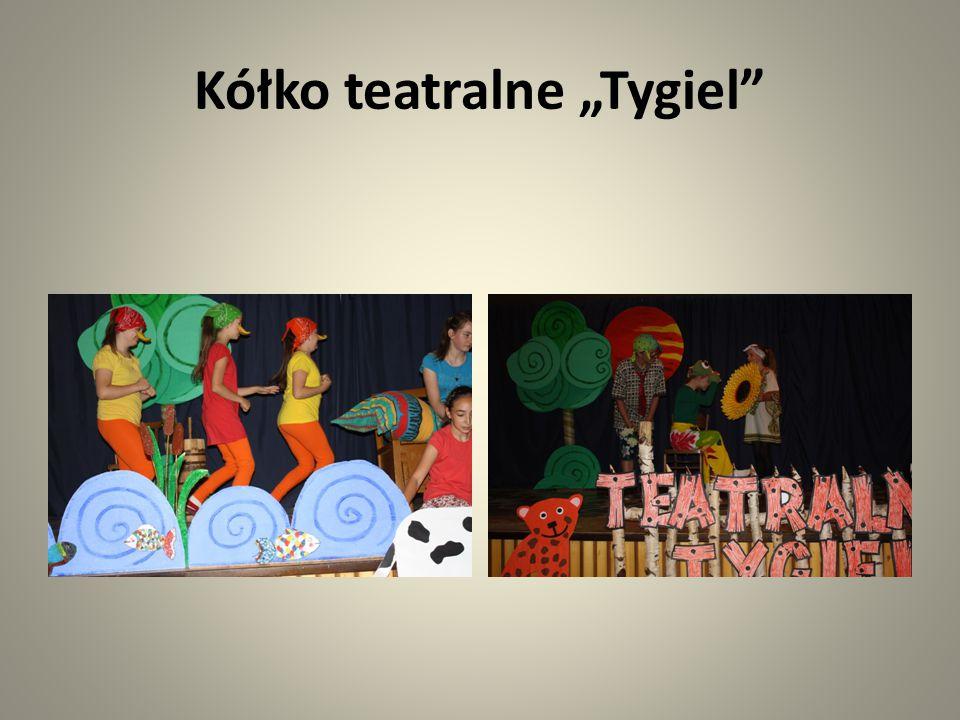 "Kółko teatralne ""Tygiel"""