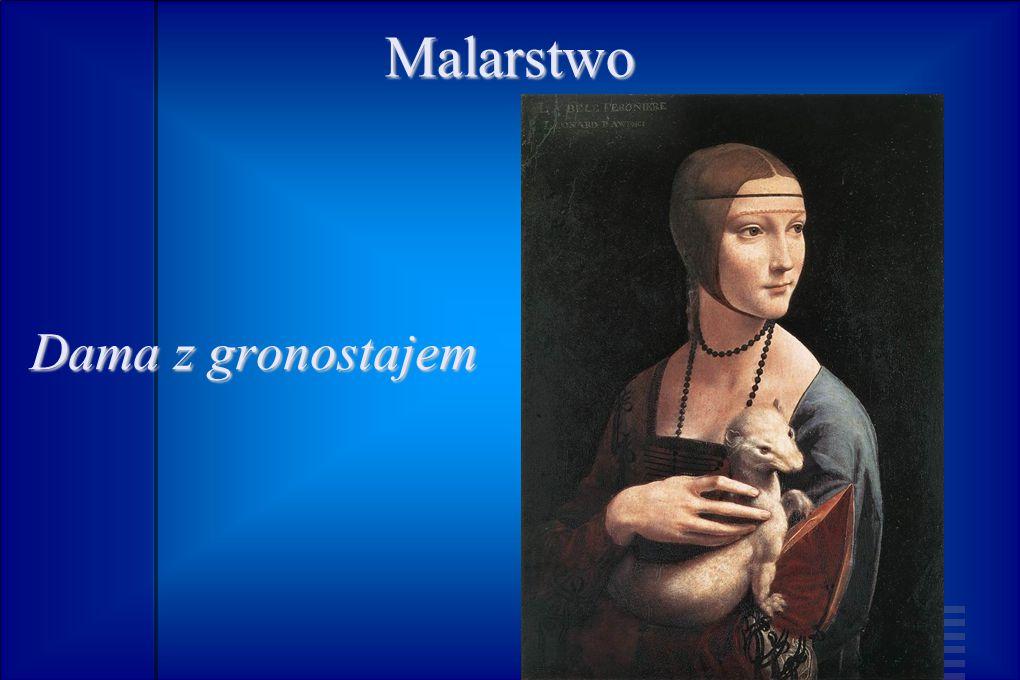 Malarstwo Mona Liza
