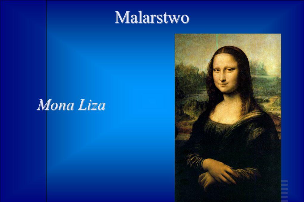 Malarstwo Madonna wśród skał