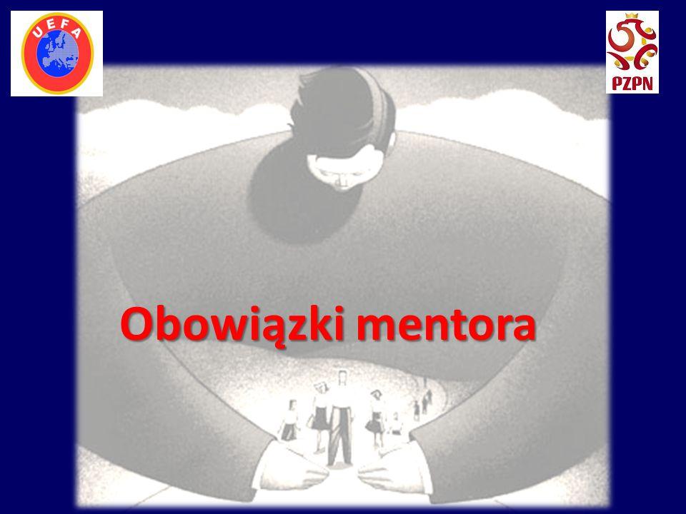 Obowiązki mentora