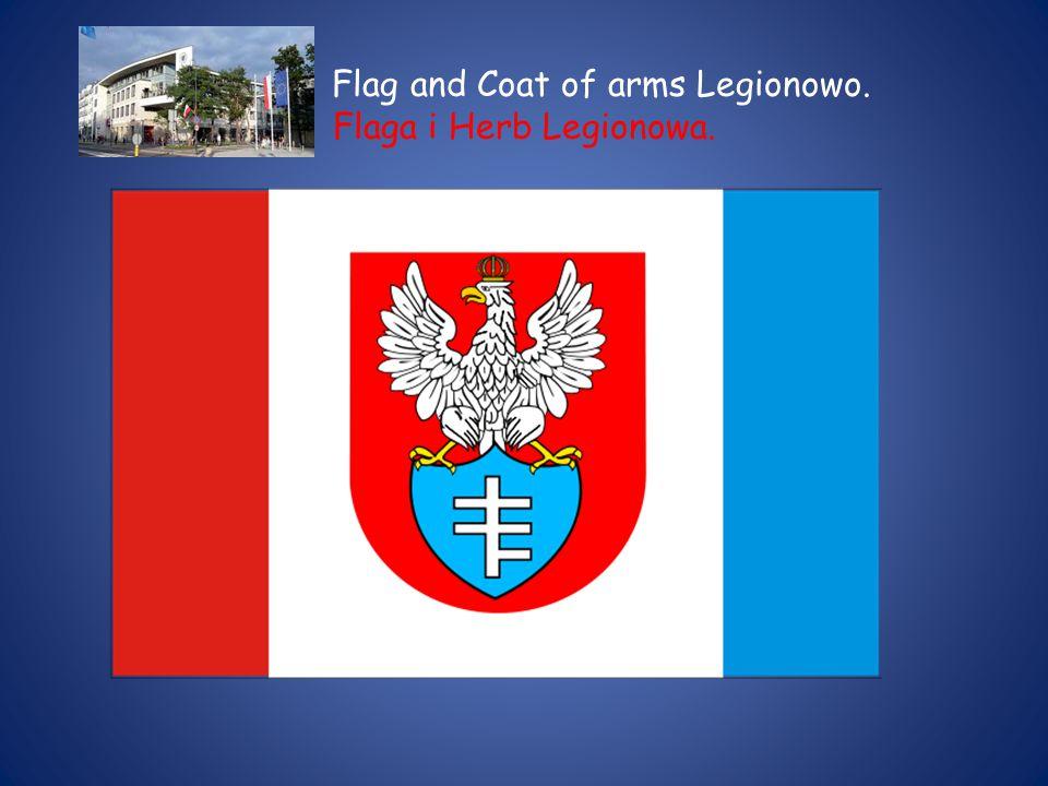My kindergarten in Legionowo. Moje przedszkole w Legionowie.