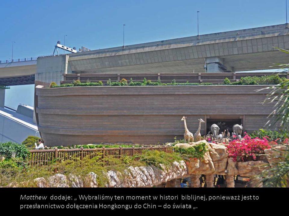 Arka Noego jako wielka atrakcja turystyczna.