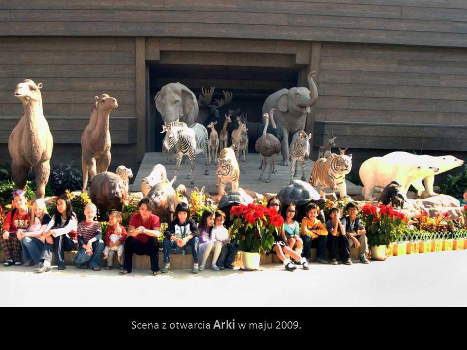 Chińska Arka Noego.