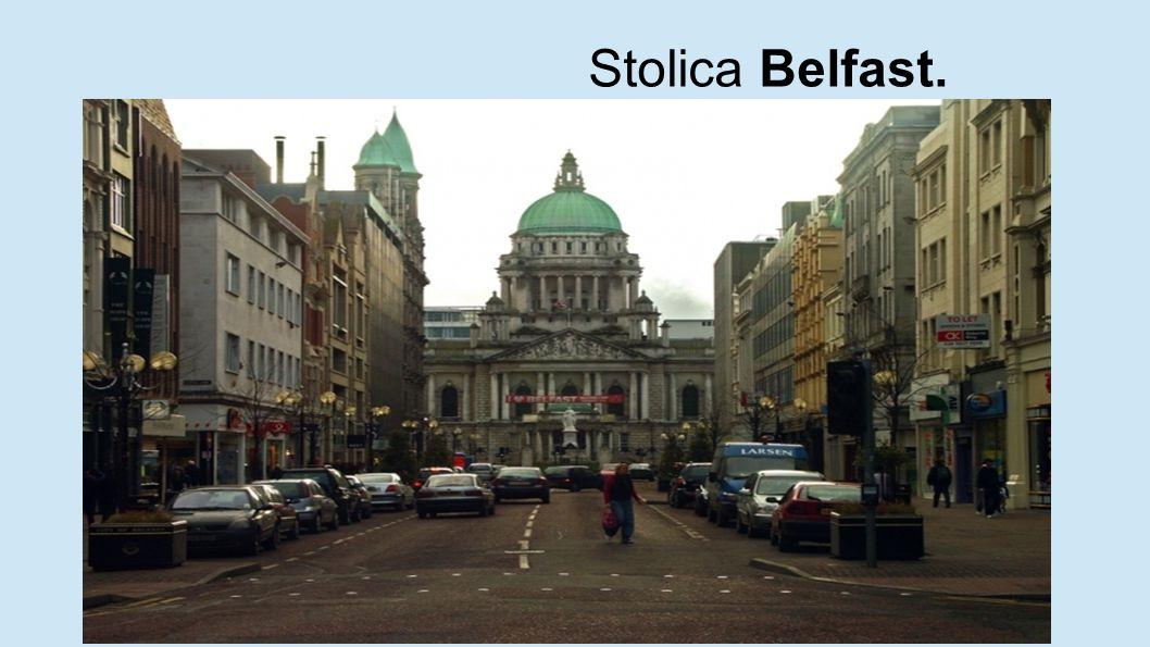 Stolica Belfast.