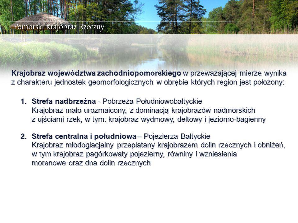 Założenia budowy marki produktu Pomorski Krajobraz Rzeczny Podstawowe założenia marki Pomorski Krajobraz Rzeczny: opracowanie zintegrowanej, a zarazem zindywidualizowanej, zróżnicowanej oferty turystycznej przygotowanej z myślą o turyście aktywnym obejmującej obszary krajobrazu rzecznego po polskiej i niemieckiej stronie granicy, opracowanie zintegrowanej, a zarazem zindywidualizowanej, zróżnicowanej oferty turystycznej przygotowanej z myślą o turyście aktywnym obejmującej obszary krajobrazu rzecznego po polskiej i niemieckiej stronie granicy, przygotowanie interesującej oferty atrakcji turystycznych występujących na trasie szlaku i niedalekiej odległości od niej w oparciu o wykorzystanie i rozwój produktów lokalnych, przygotowanie interesującej oferty atrakcji turystycznych występujących na trasie szlaku i niedalekiej odległości od niej w oparciu o wykorzystanie i rozwój produktów lokalnych, zapewnienie turyście kompleksowej obsługi na całej długości szlaku, zapewnienie turyście kompleksowej obsługi na całej długości szlaku, dbałość o bezpieczeństwo na szlaku (np.