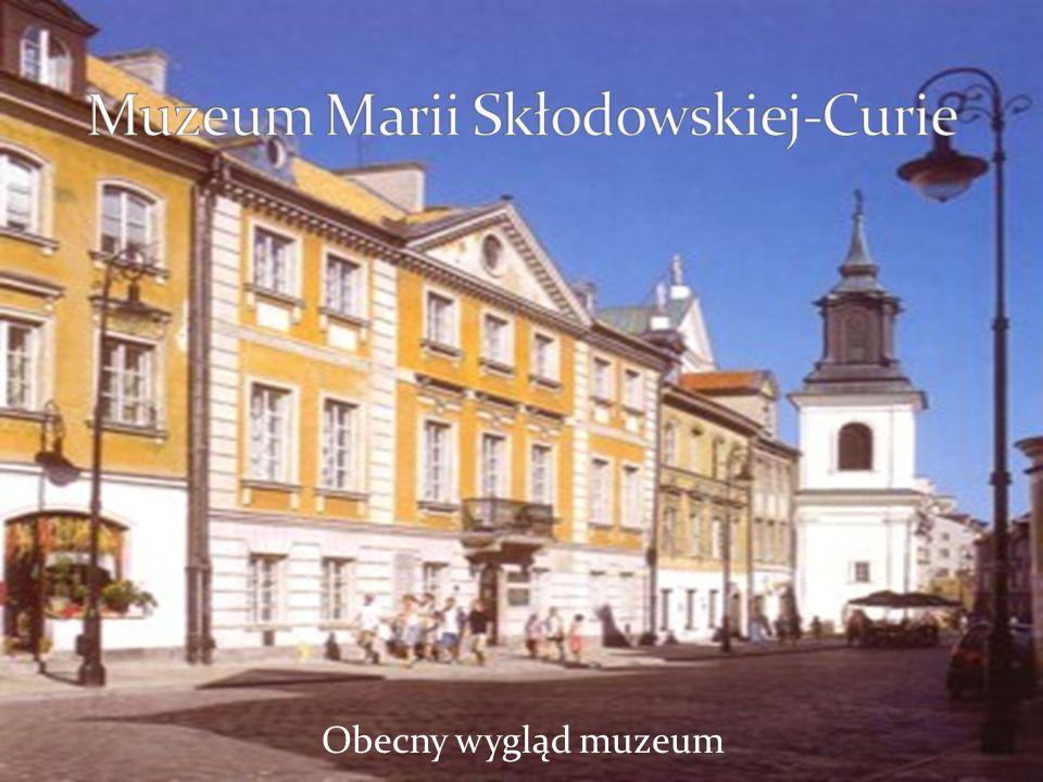 Obecny wygląd muzeum