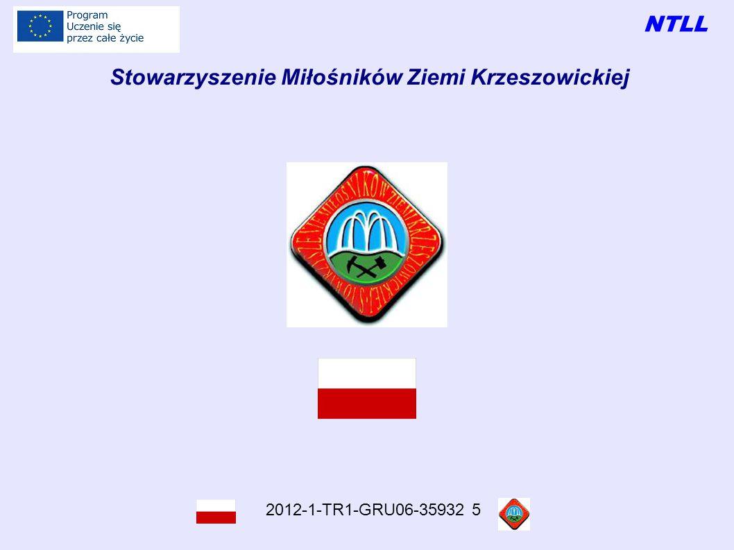 NTLL 2012-1-TR1-GRU06-35932 5 Stowarzyszenie Miłośników Ziemi Krzeszowickiej