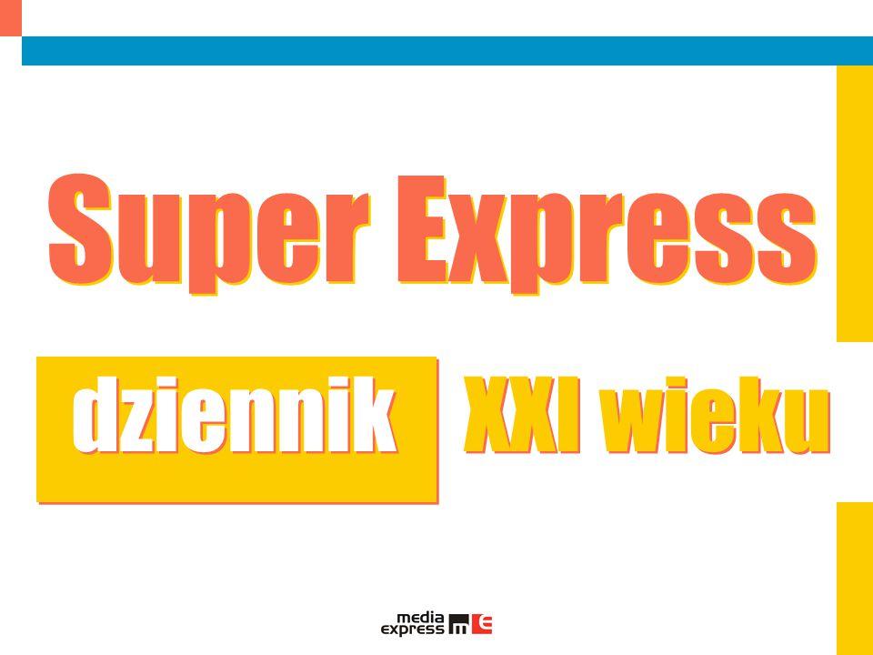 Super Express dziennik XXI wieku
