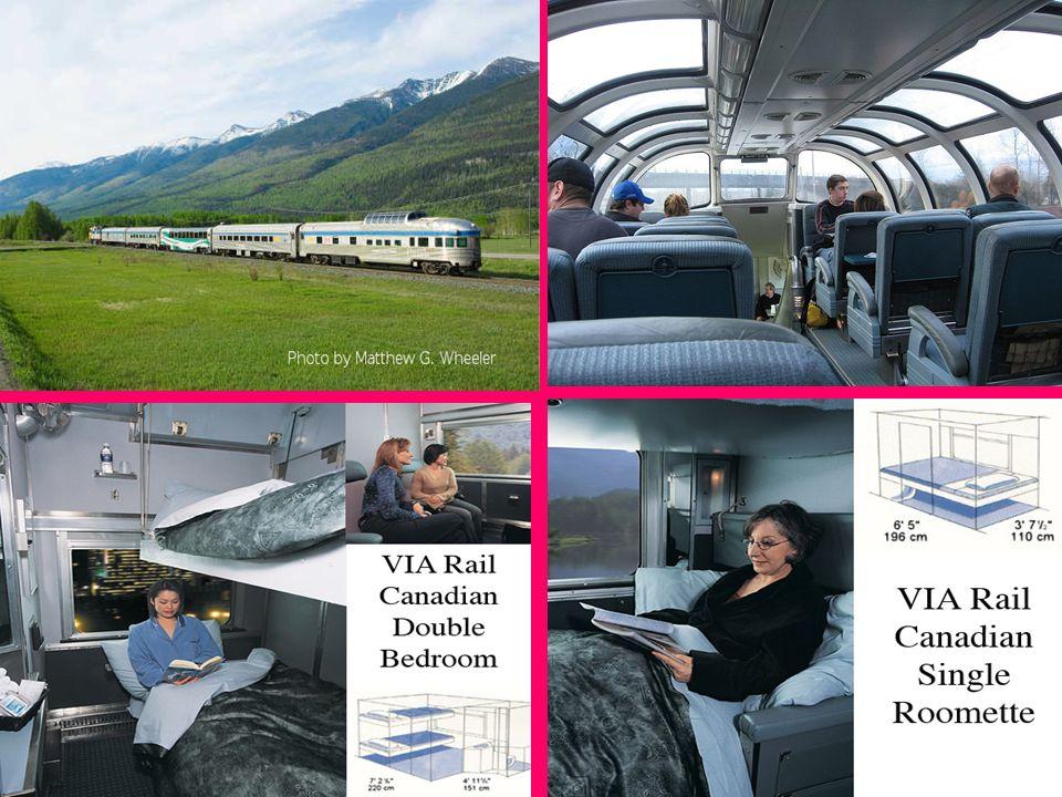 Sierra Madre Express ( USA ) Trzynaście godzin podróży pociągiem Gdy pociąg osiągnie miejscowość Sufragio na wysokości 105 stóp, to tory prowadzą przez 87 tuneli i 37 mostów ponad aż Divisadero.