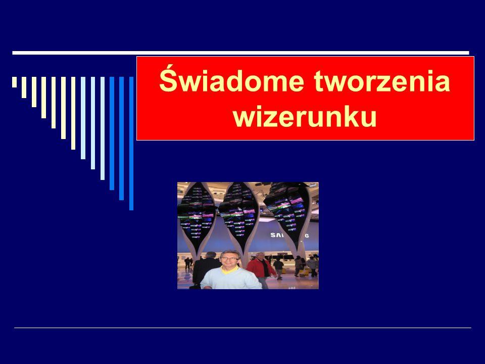 Zygmunt Korzeniewski Wizerunek  Aby był doskonały, trzeba porzucić fałszywą skromność.
