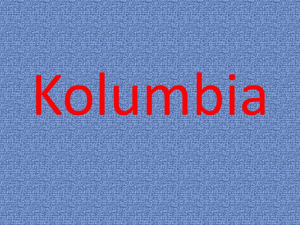 Położenie geograficzne Kolumbia leży w północnej części Ameryki Południowej.