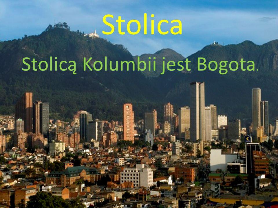 Zaludnienie Kolumbia ma 41 622 073 mieszkańców.