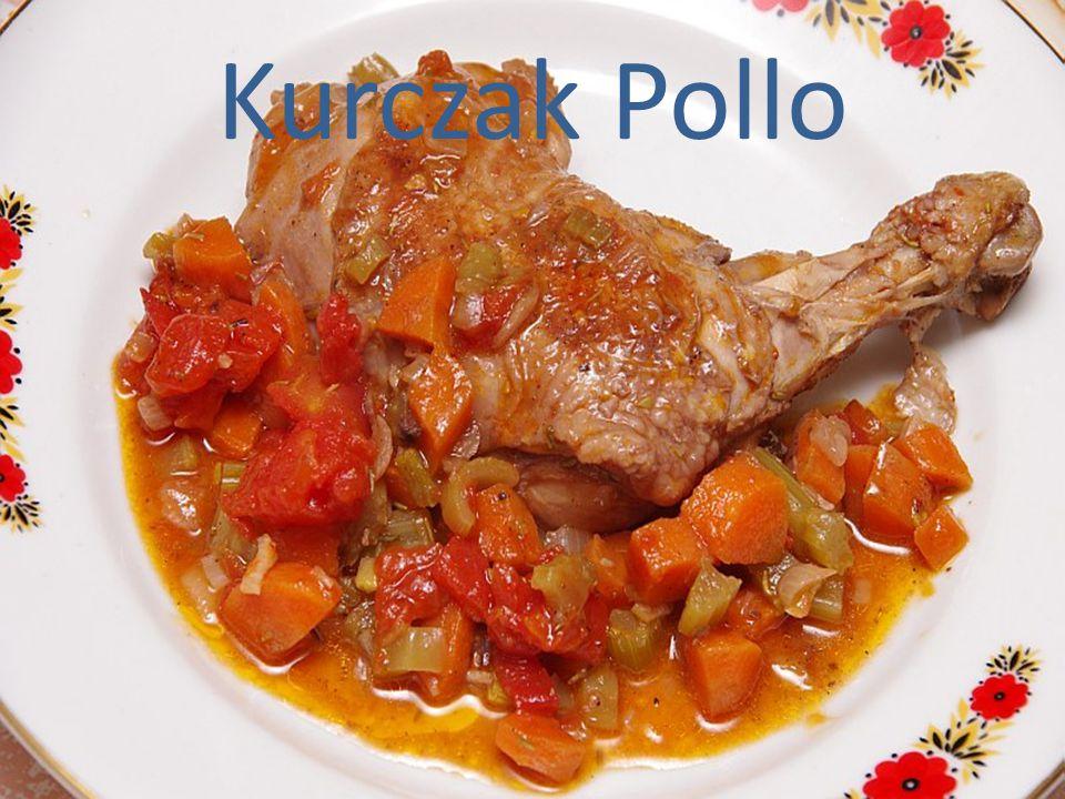Kurczak Pollo