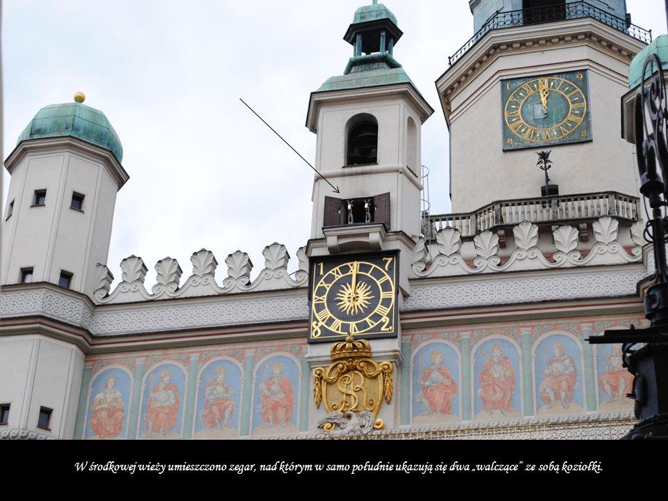 W ratuszu od 1954 roku znajduje się Muzeum Historii Miasta Poznania.