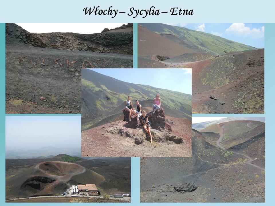 Włochy – Sycylia – Etna