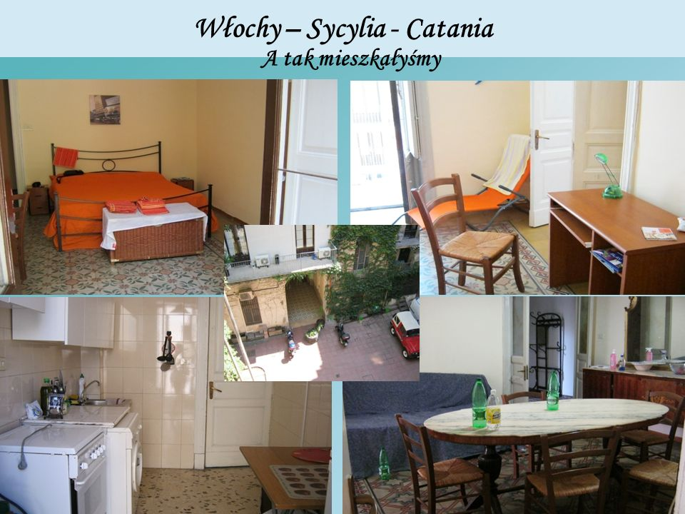 Włochy – Sycylia – Catania - Aci Castello Hotel, w którym odbywałyśmy staż Grand Hotel Baia Verde – Jest to 4-gwiazdkowy hotel nad morzem.