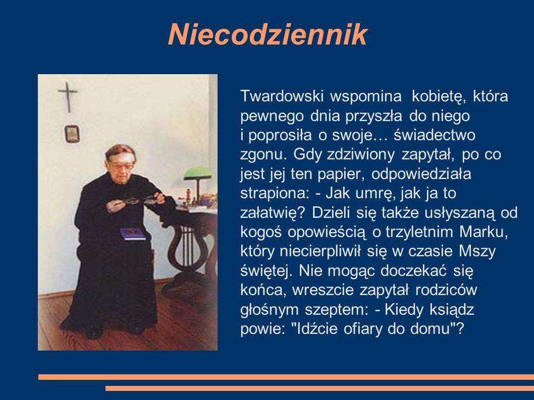 Twórczość księdza Jana Wiersze (1959, tom wydany wspólnie z książką poetycką ks.
