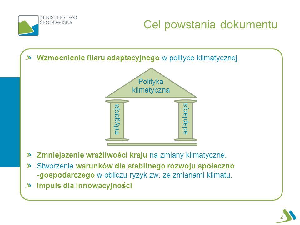 Strona internetowa Ministerstwo Środowiska we współpracy z Instytutem Ochrony Środowiska rozpoczęło pracę nad utworzeniem platformy internetowej KLIMADA, która zostanie uruchomiona na przełomie kwietnia-maja 2013 roku.