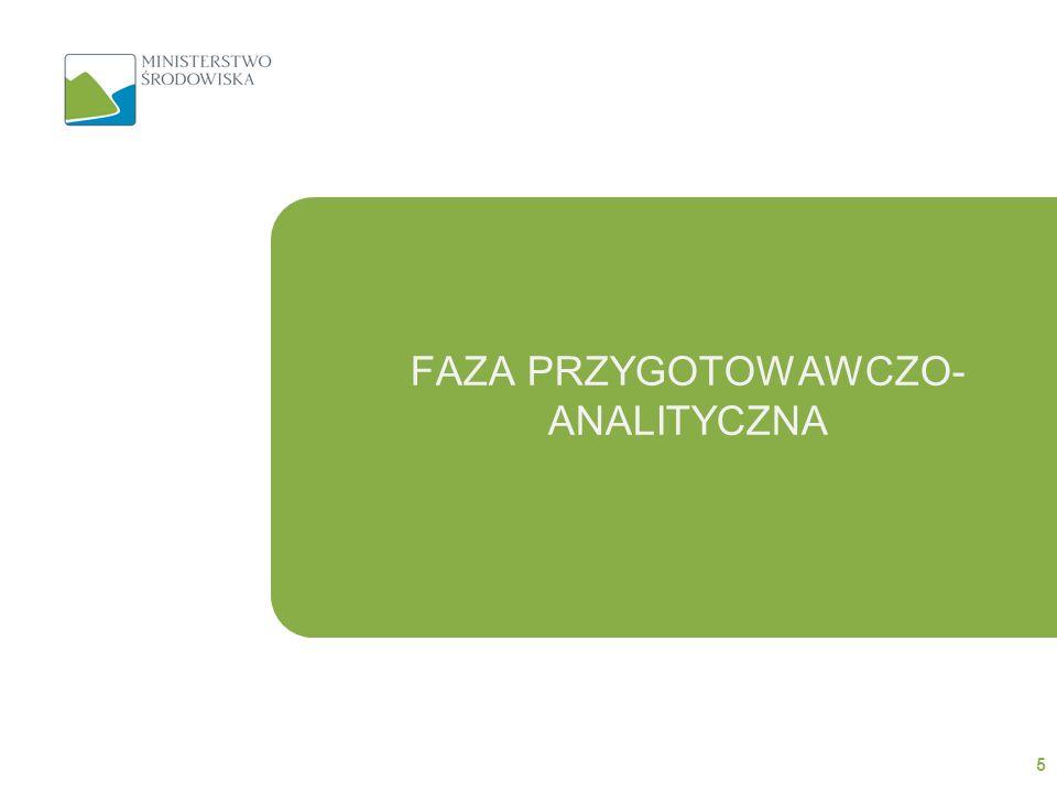 Faza I 2009-2010 Komitet Sterujący (2009 r.) osoby nominowane przez Ministrów oraz szefów urzędów i jednostek centralnych, który sterował procesem oraz podejmował decyzje według właściwości Zespół Realizacyjny (2010 r.