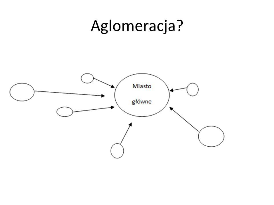 Aglomeracja?