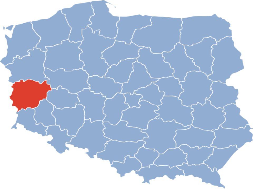 Reforma wprowadziła też miasta działające na prawach powiatów