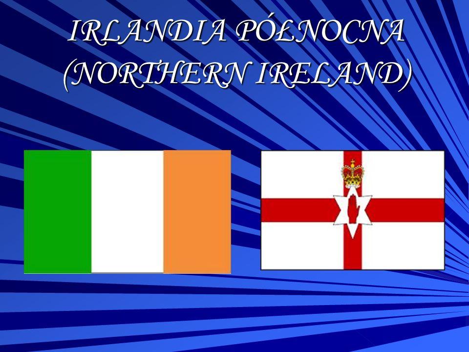 IRLANDIA PÓŁNOCNA (NORTHERN IRELAND)