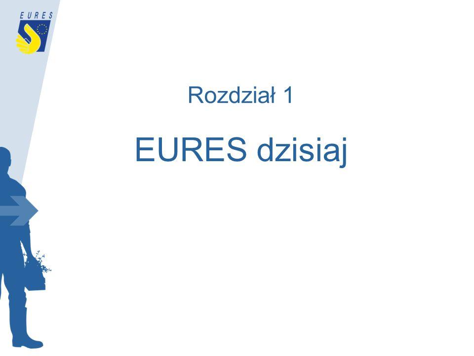 Wprowadzenie Sieć EURES powstała w 1993 r.
