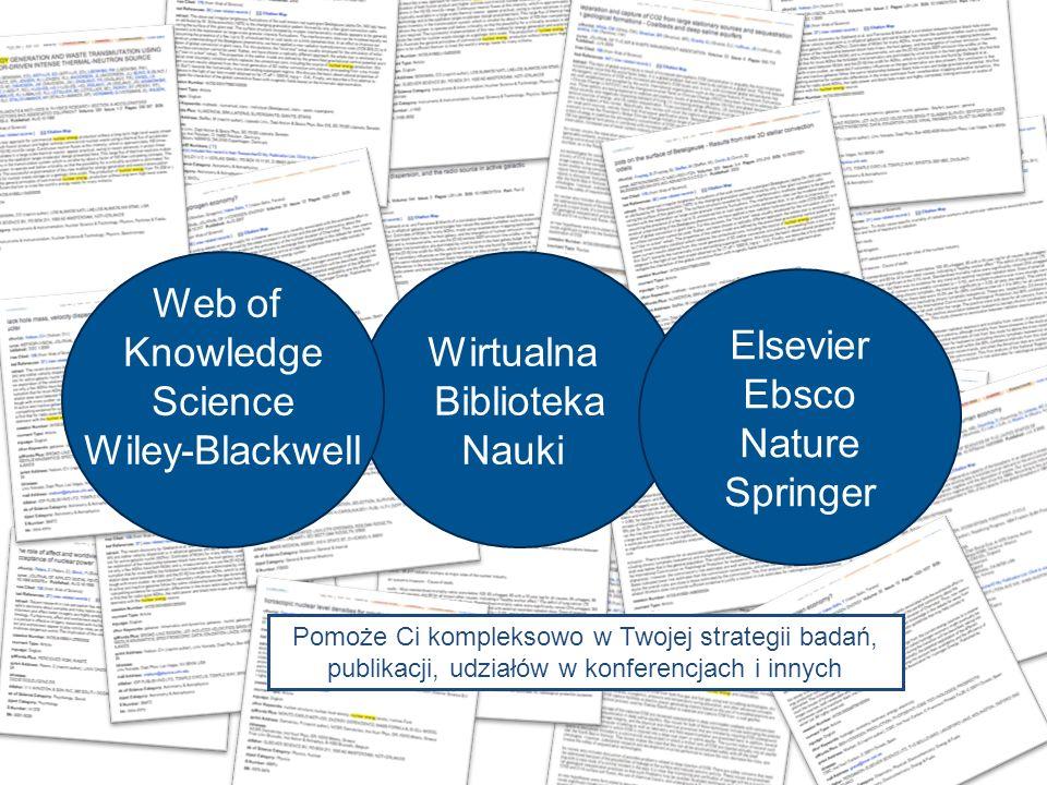 Z nadmiaru prac można popaść w stres… Wirtualna Biblioteka Nauki Pomoże Ci kompleksowo w Twojej strategii badań, publikacji, udziałów w konferencjach