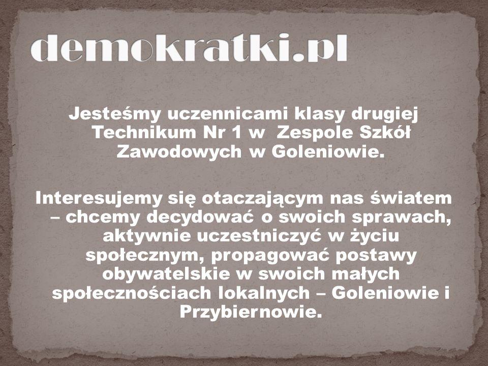 PRELEKCJA Po co nam demokracja Wojciech Dorżynkiewicz Stowarzyszenie Młodzi Demokraci