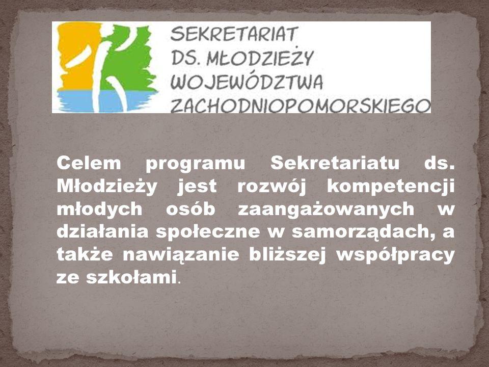 Celem programu Sekretariatu ds.