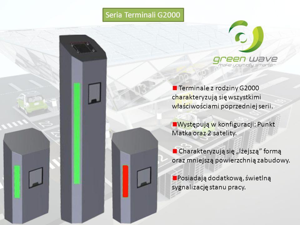Seria Terminali G3000 - naścienne TypNaścienny GniazdaShucko (jednofazowe), Meenekes (trójfazowe) MateriałLaminat poliestrowo-szklany Wymiary550x330x190 WyświetlaczLCD KomunikacjaEthernet i GSM