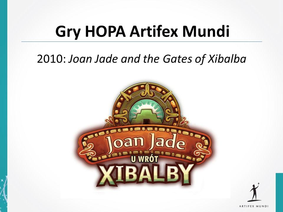 Gry HOPA Artifex Mundi 2010: Joan Jade and the Gates of Xibalba