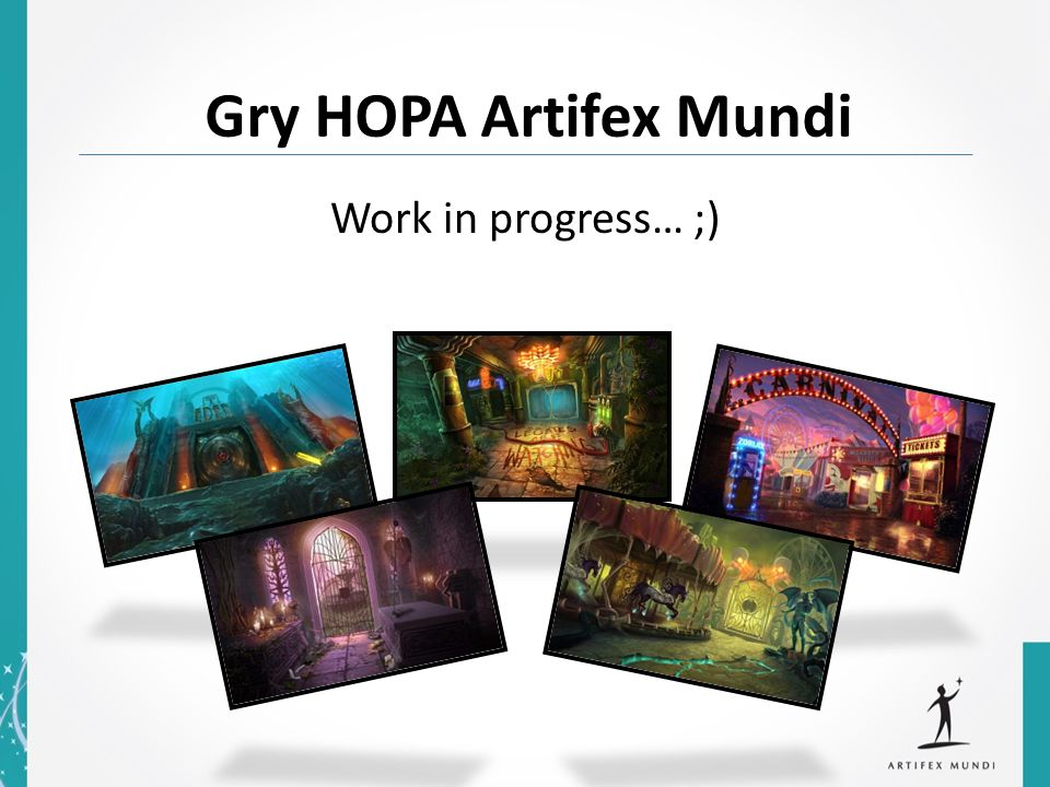 Gry HOPA Artifex Mundi Work in progress… ;)
